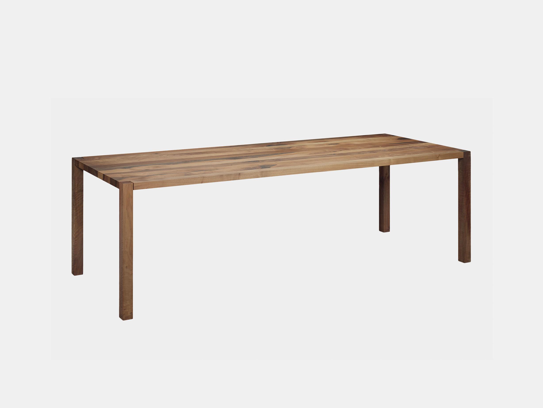 E15 Sloane Table Walnut Philipp Mainzer