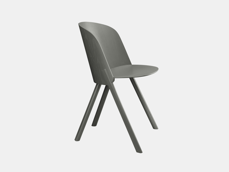 E15 This Chair Umbra Grey Stefan Diez