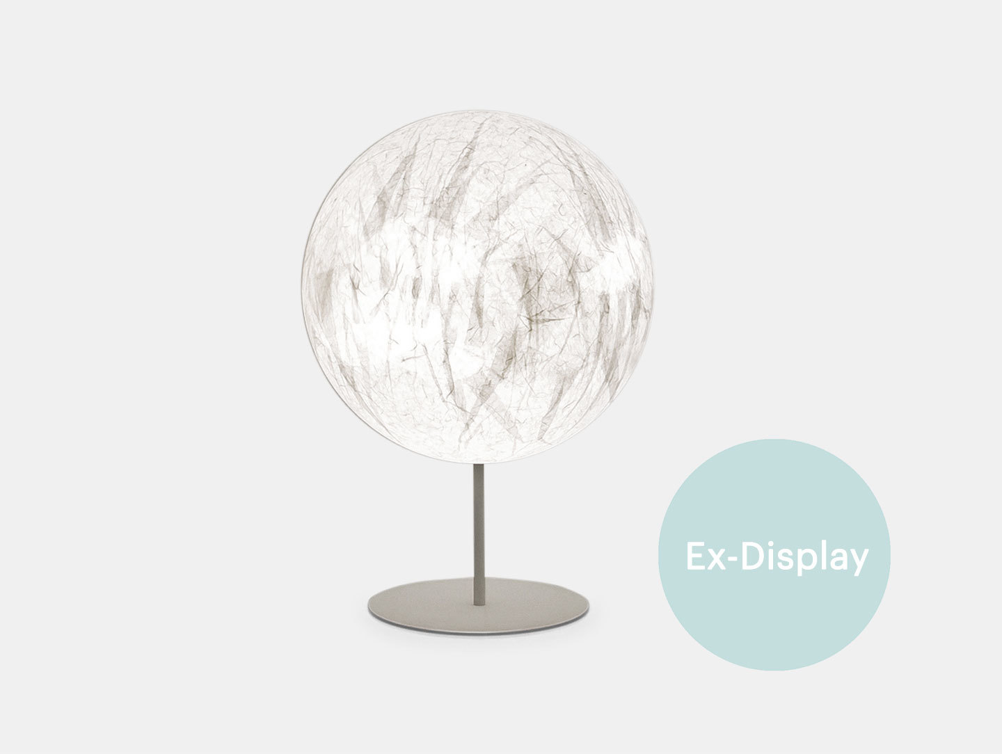 Moon Floor Lamp / 40% off in our Summer Sale at £550 image 1