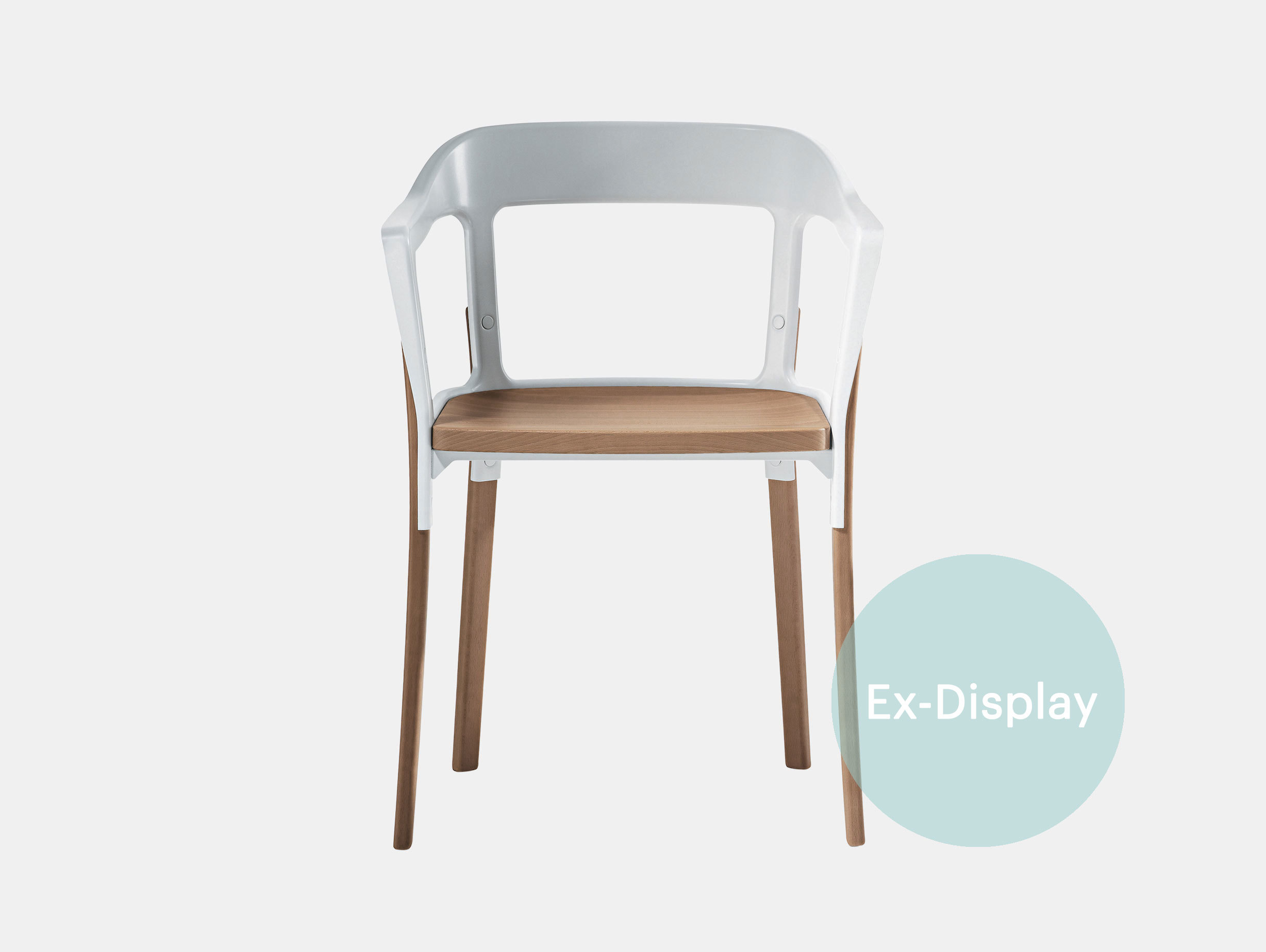 Steelwood Chairs / 40% off at £273 each image 1