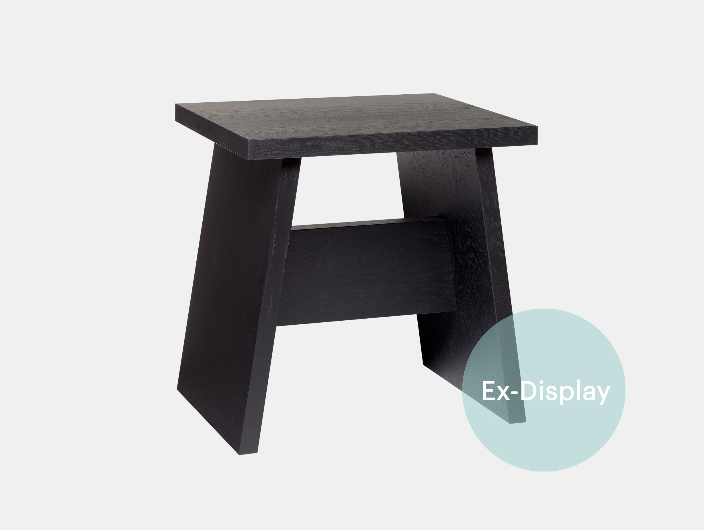 Langley Stool/Side Table / 50% off in our Summer Sale at £390 image 1