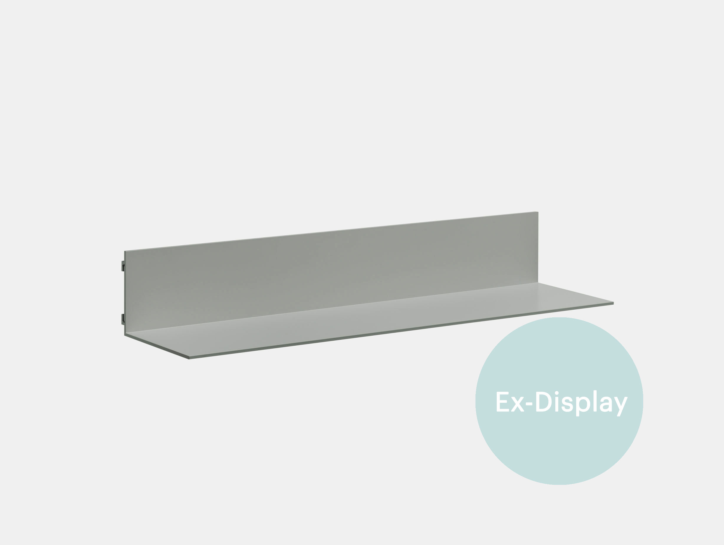 E15 Profil Shelf Grey Jorg Schellmann