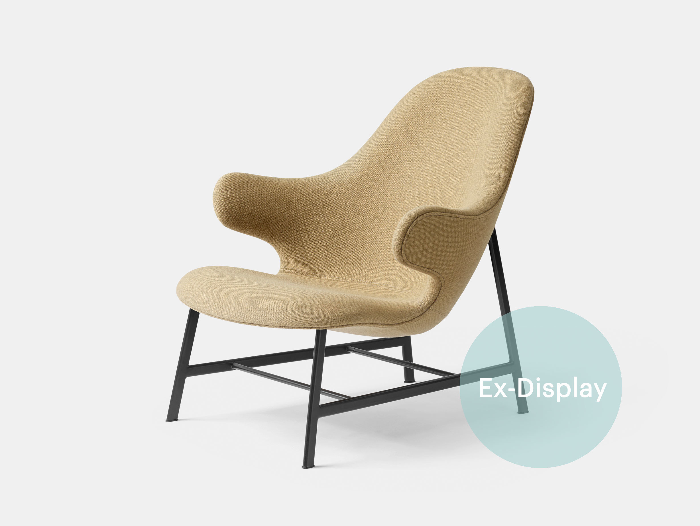 Ex Display 5 And Tradition Catch Lounge Chair Jaime Hayon