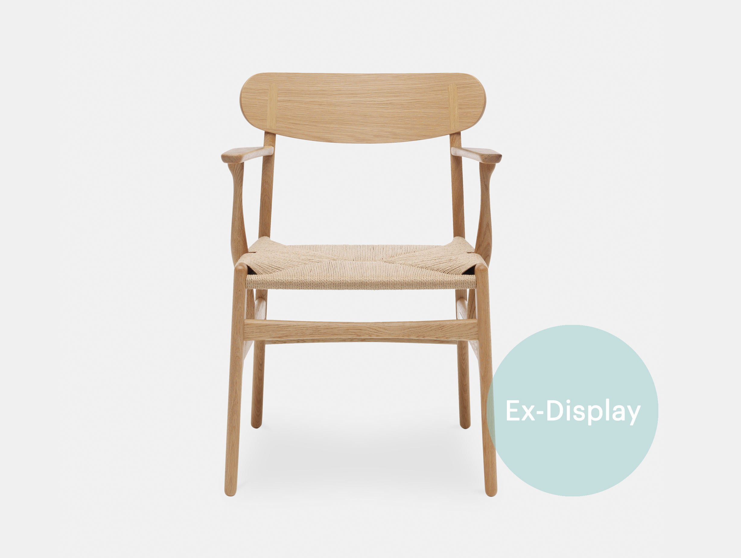 CH26 Dining Chair / 35% off at £670 image 1