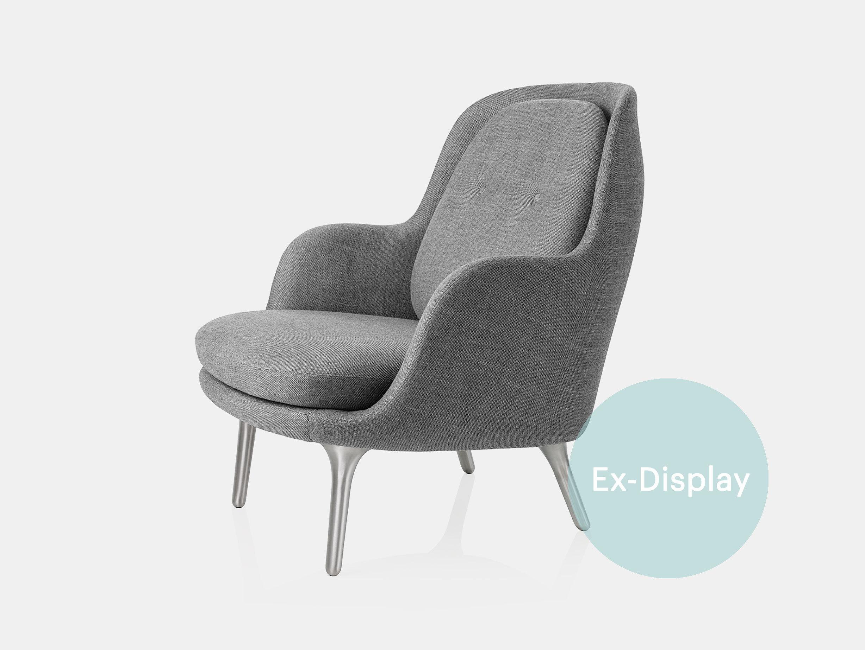 Ex Display Fritz Hansen Fri Chair