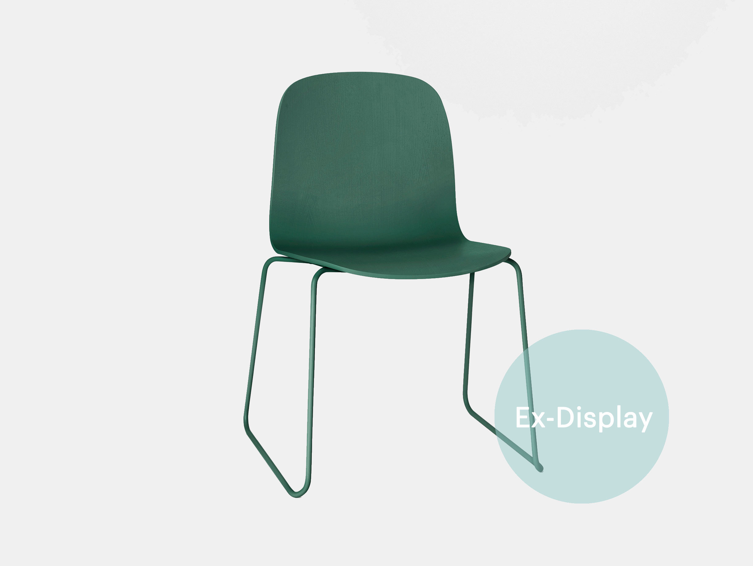 Ex Display Muuto Visu Chair Green