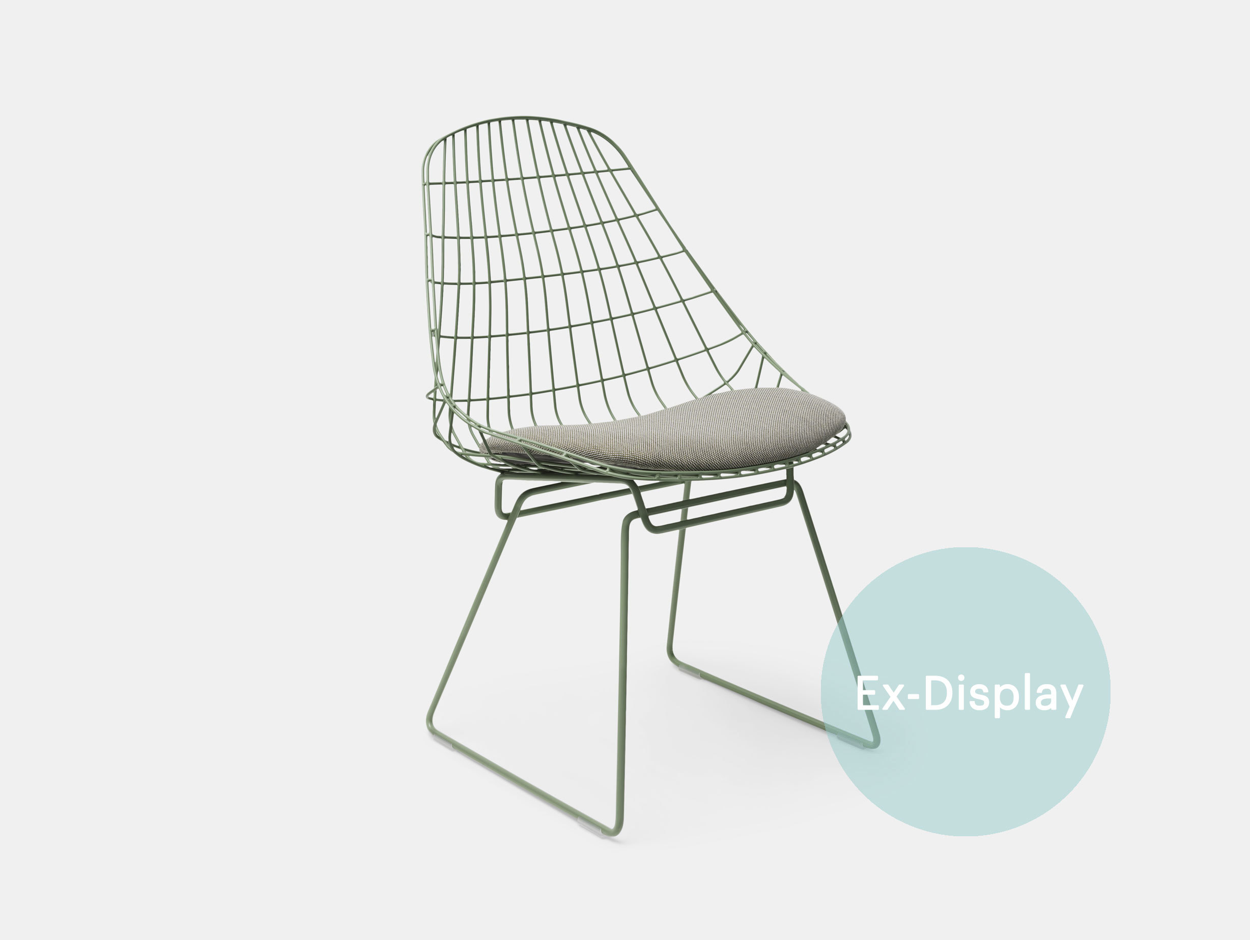 SM05 Wire Chair / 25% off at £341 each image 3