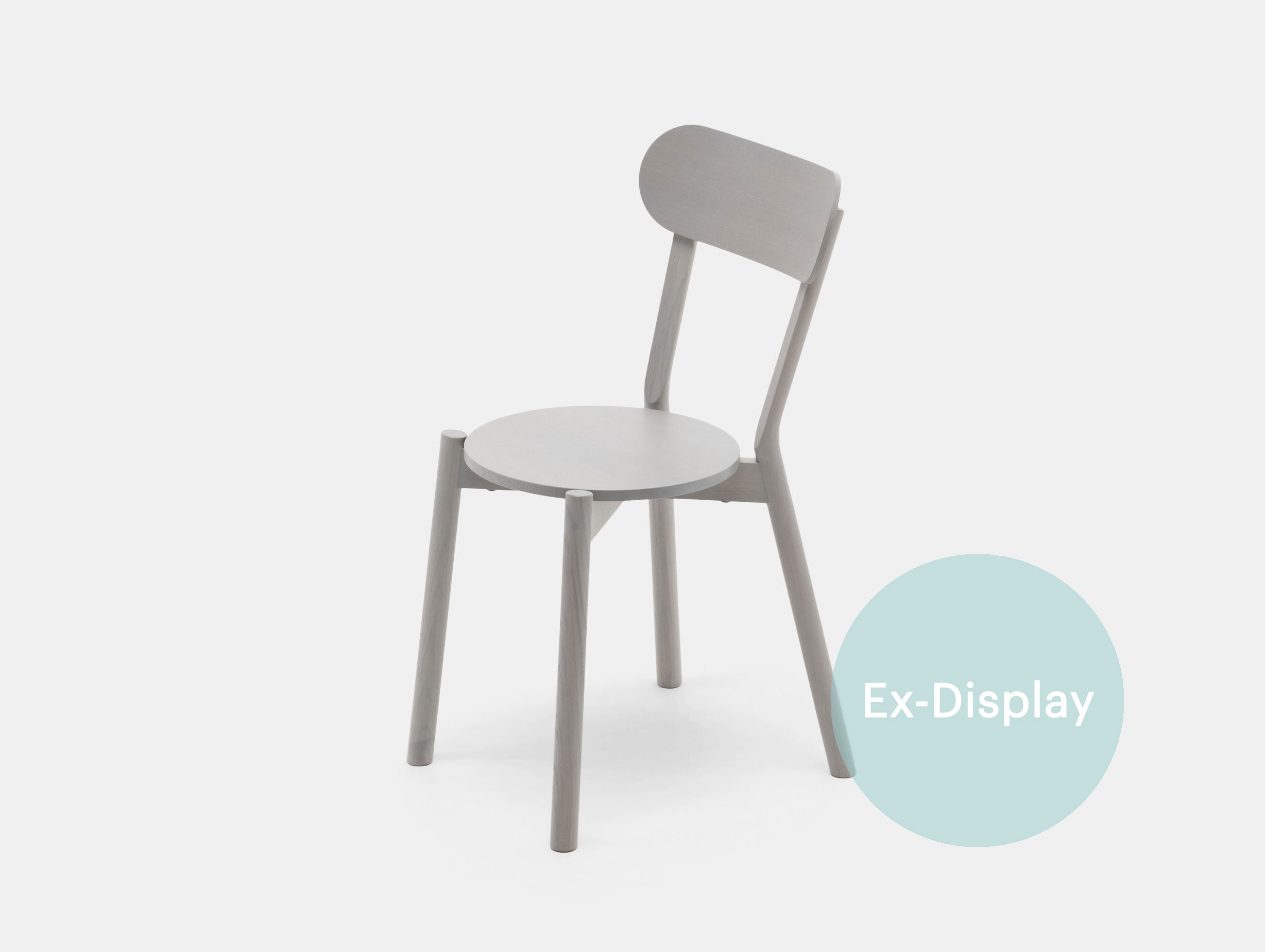 Castor Side Chair /  50% off at £202 image 1