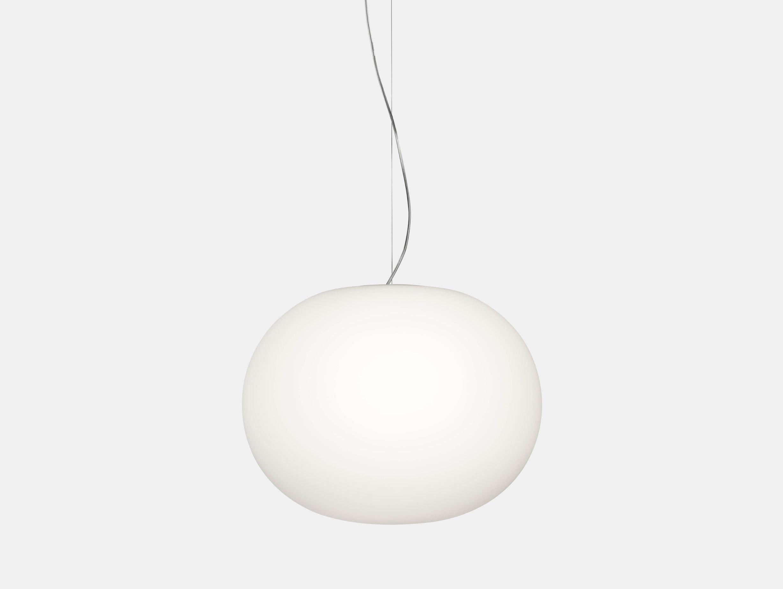 Flos Glo Ball Suspension Light S2 Jasper Morrison