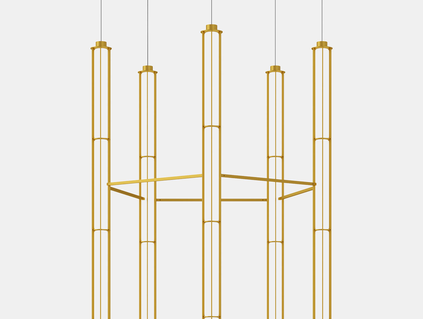 Flos Verticale Suspension Light 5 Detail Ronan Erwan Bouroullec