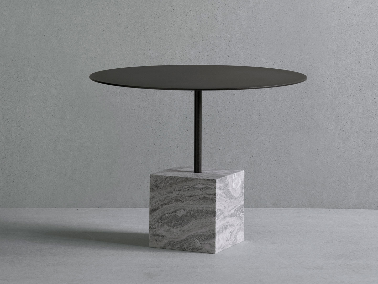 Friends Founders Knockout Side Table Square Ida Linea Hildebrand