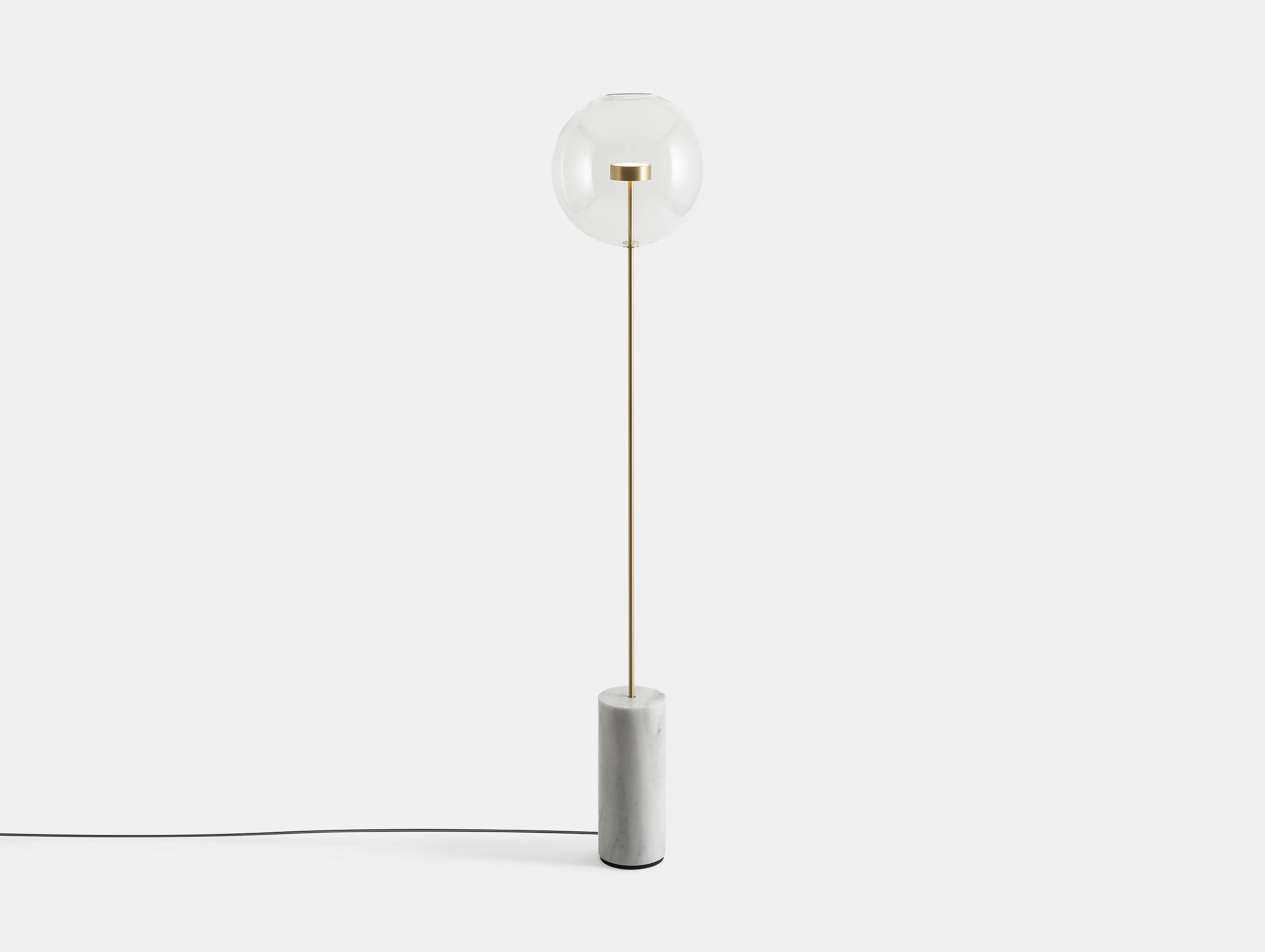 Bolle Soffio Floor Light image 1