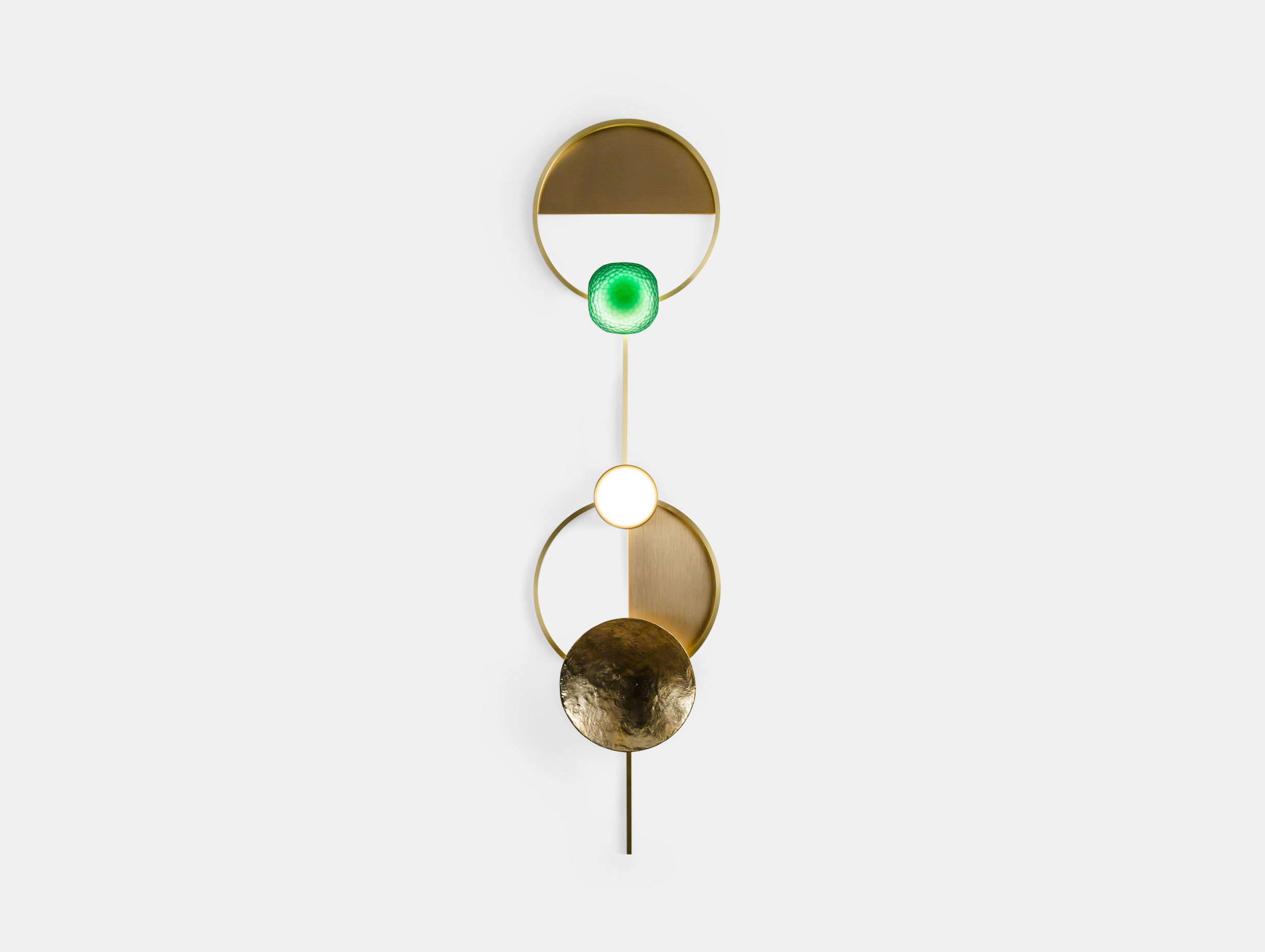 Giopato And Coombes Gioielli 04 Wall Light