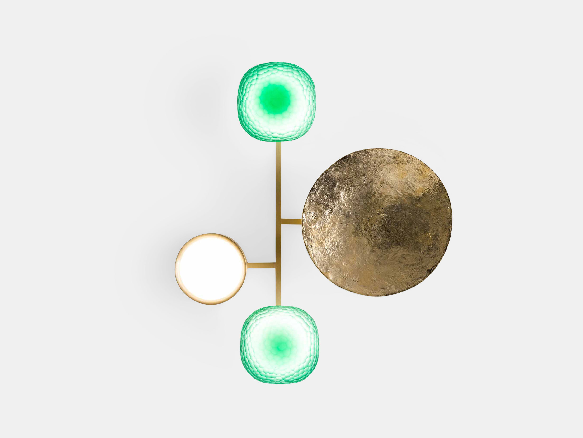 Giopato And Coombes Gioielli 06 Wall Light