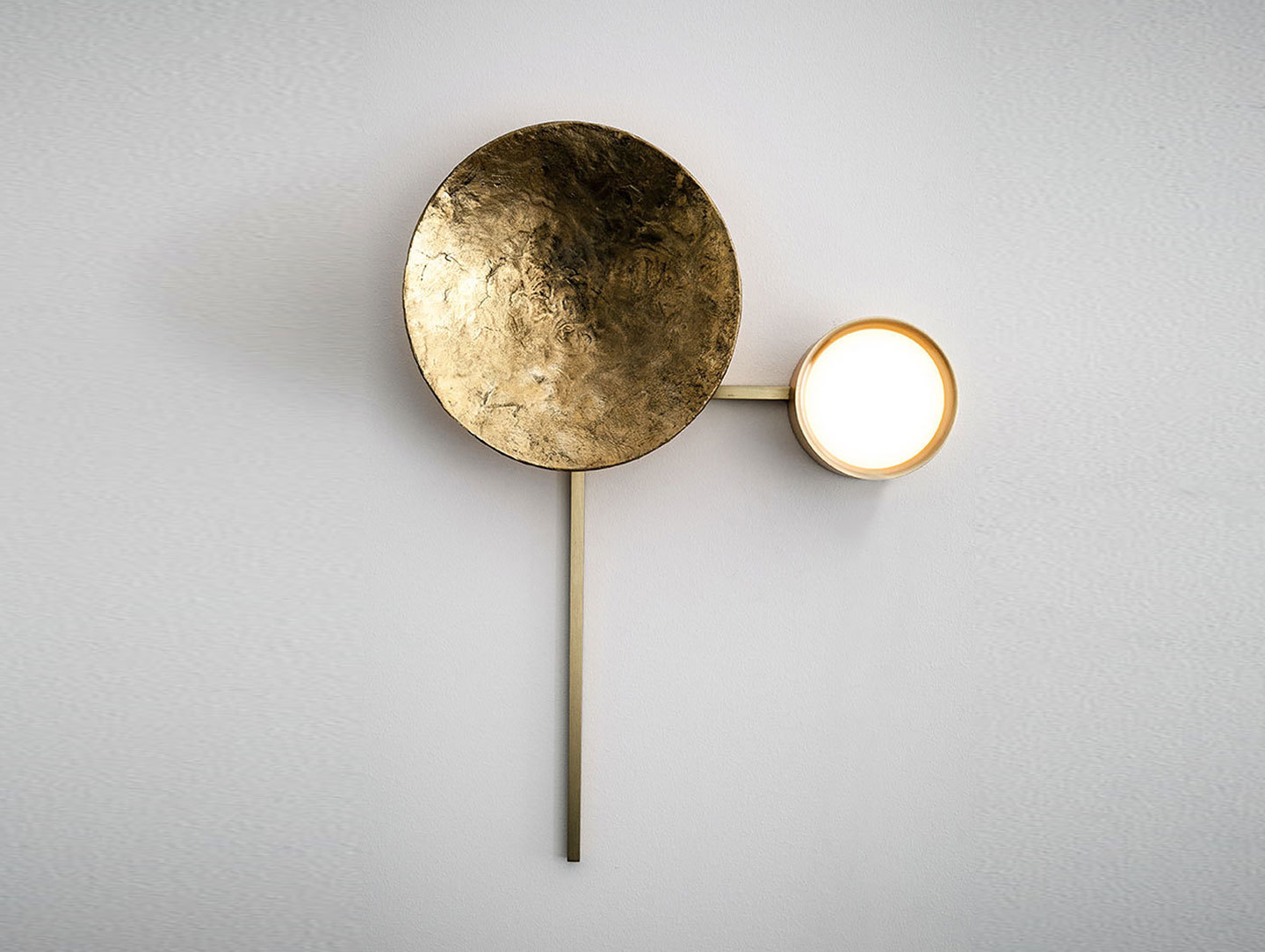 Giopato And Coombes Gioielli 05 Wall Light