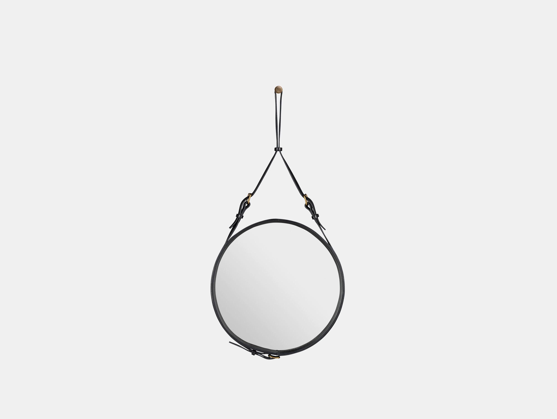 Adnet Circular Wall Mirror image 9