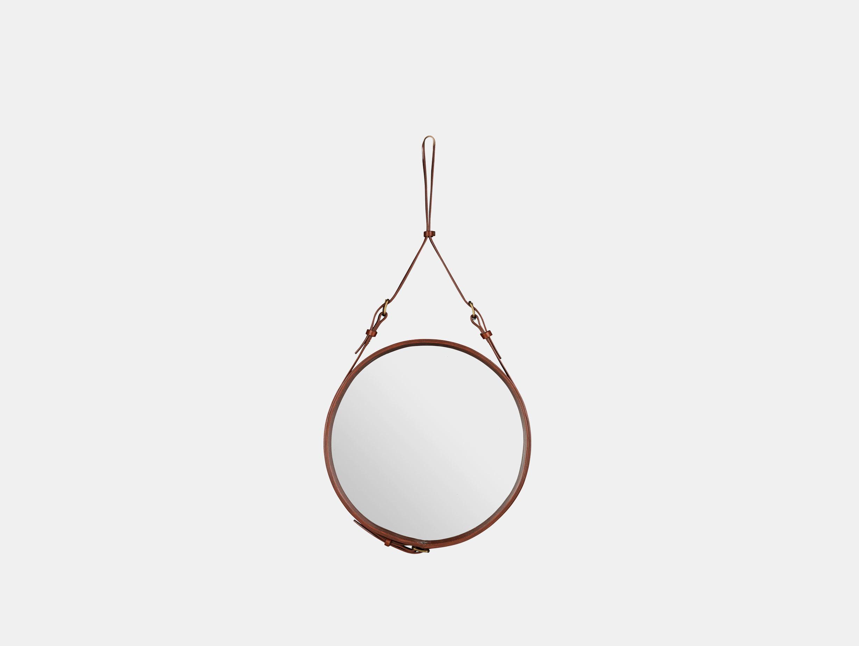 Adnet Circular Wall Mirror image 7