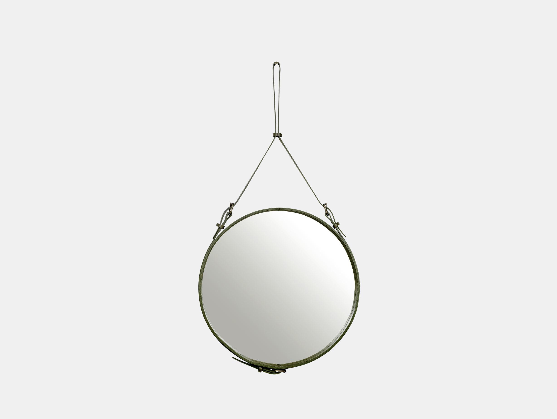 Adnet Circular Wall Mirror image 5