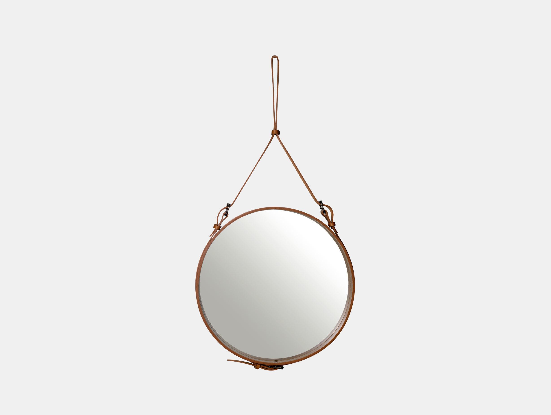 Adnet Circular Wall Mirror image 4