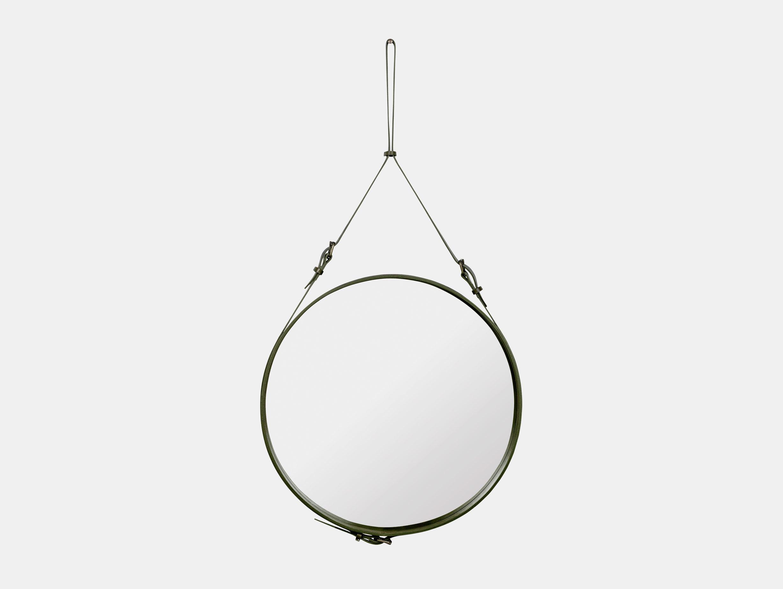 Adnet Circular Wall Mirror image 2