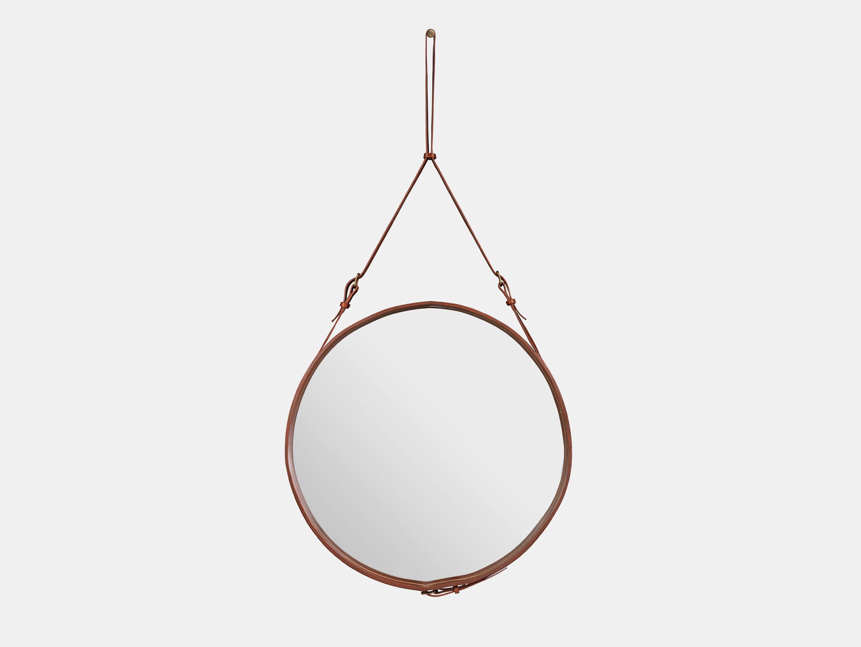 Adnet Circular Wall Mirror image 1