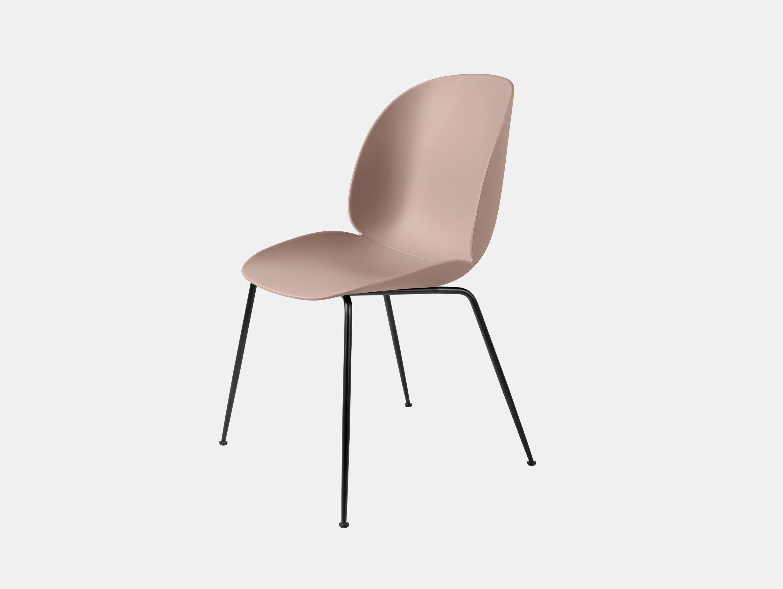 Gubi Beetle Chair Pink Gam Fratesi