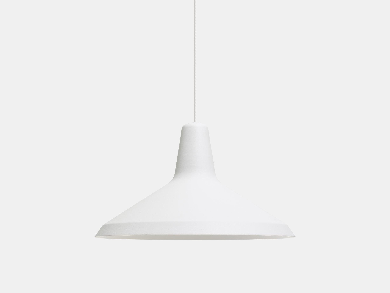 Gubi G10 Pendant Light White Greta Grossman