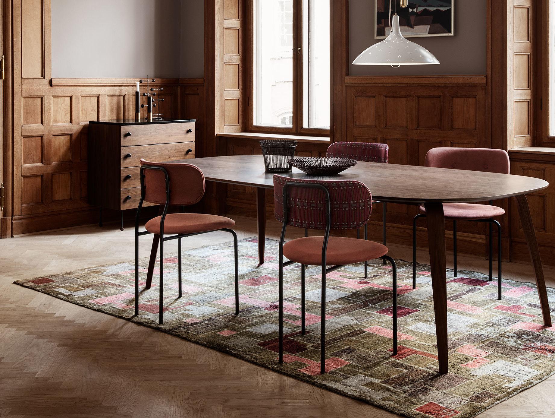 Gubi Coco Dining Chairs Oeo Studio