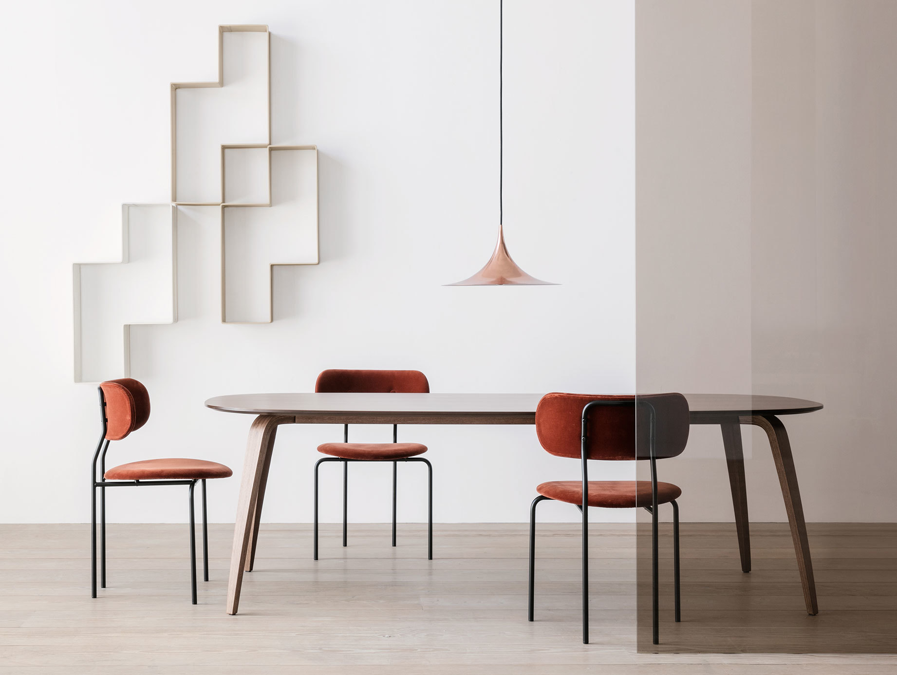 Gubi Coco Dining Chairs