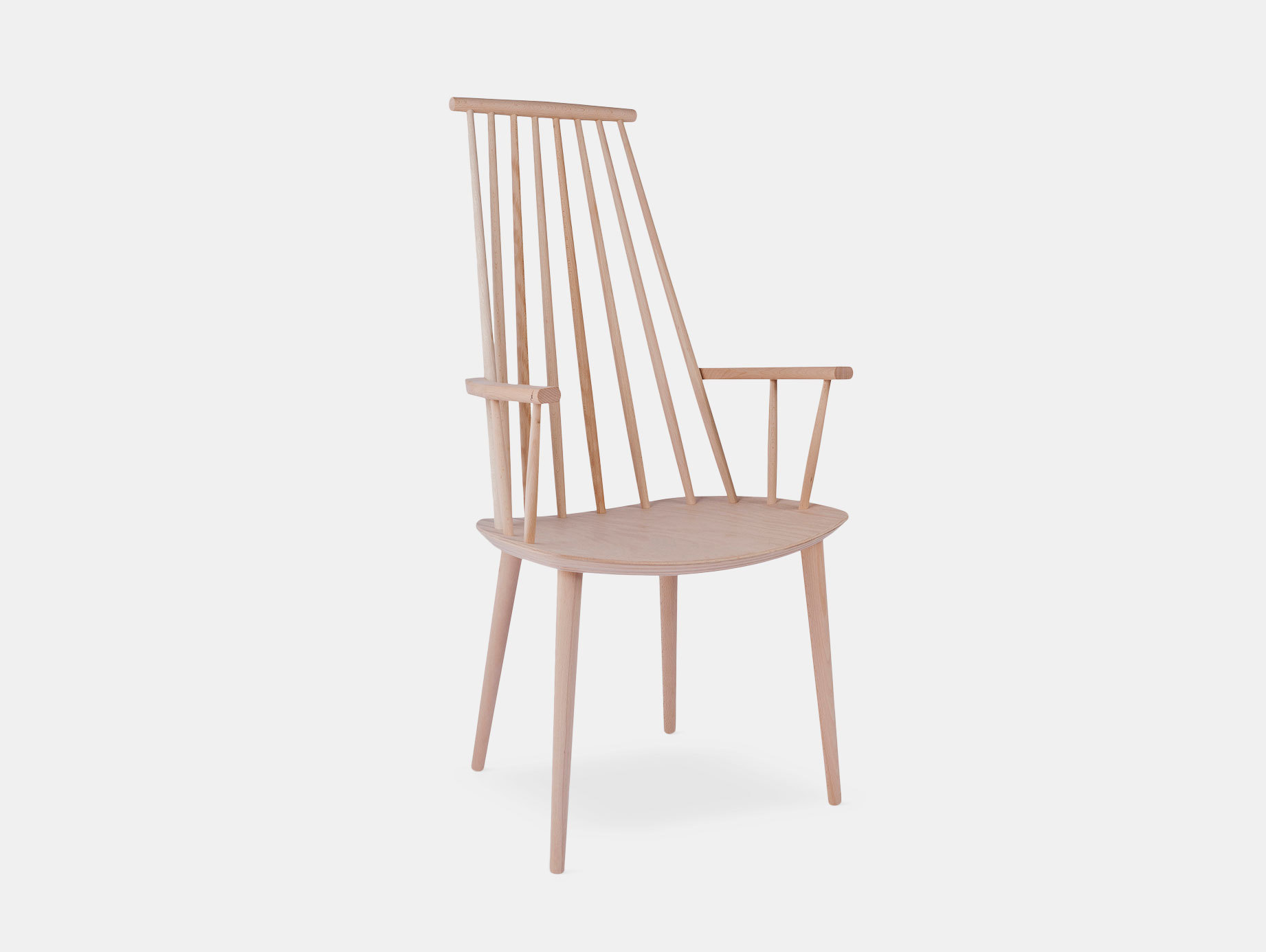 Hay J110 Chair Beech Poul M  Volther