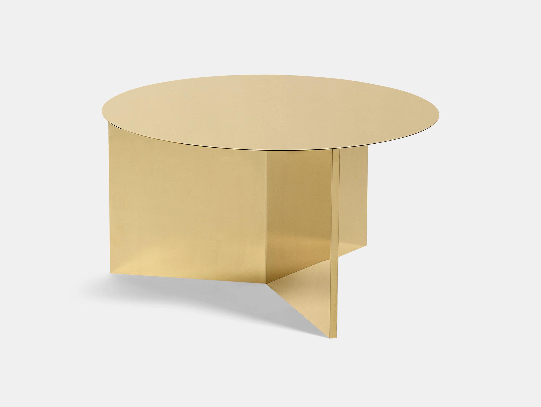 Hay Slit Table Xl Brass