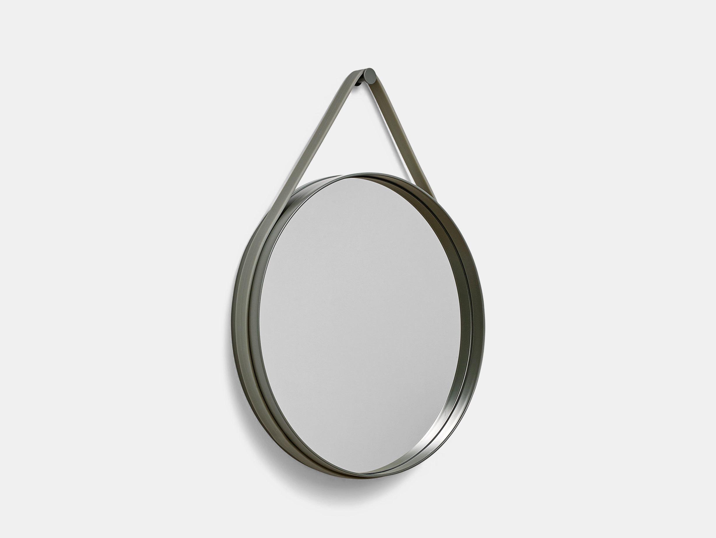 Hay Strap Mirror 50 Army