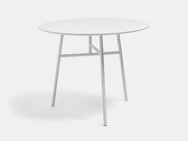 Hay Tilt Top Table White Scholten Baijings