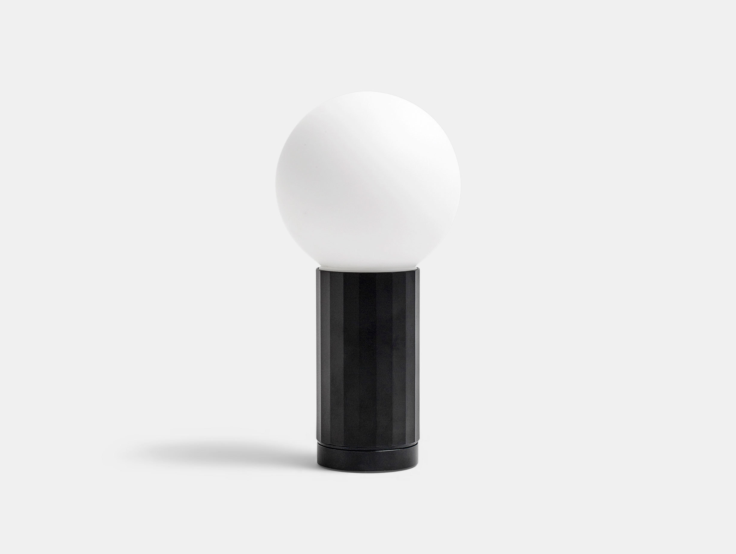Hay Turn On Table Lamp Black Joel Hoff