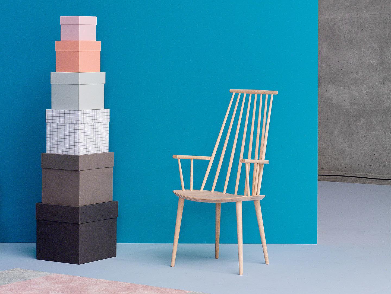 Topp J110 Chair | Viaduct TV-21