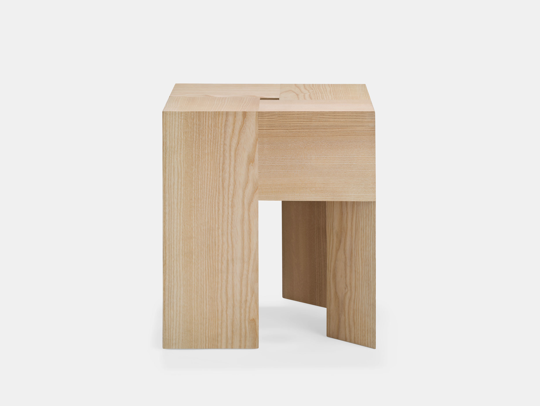 Tri-Angle Stool/Side Table image 1