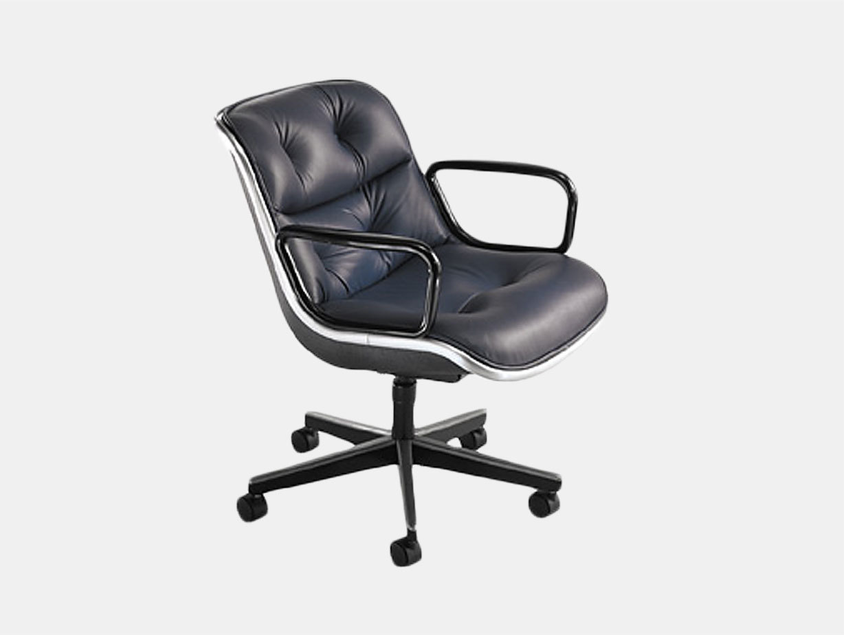 Knoll Charles Pollock Executive Chair