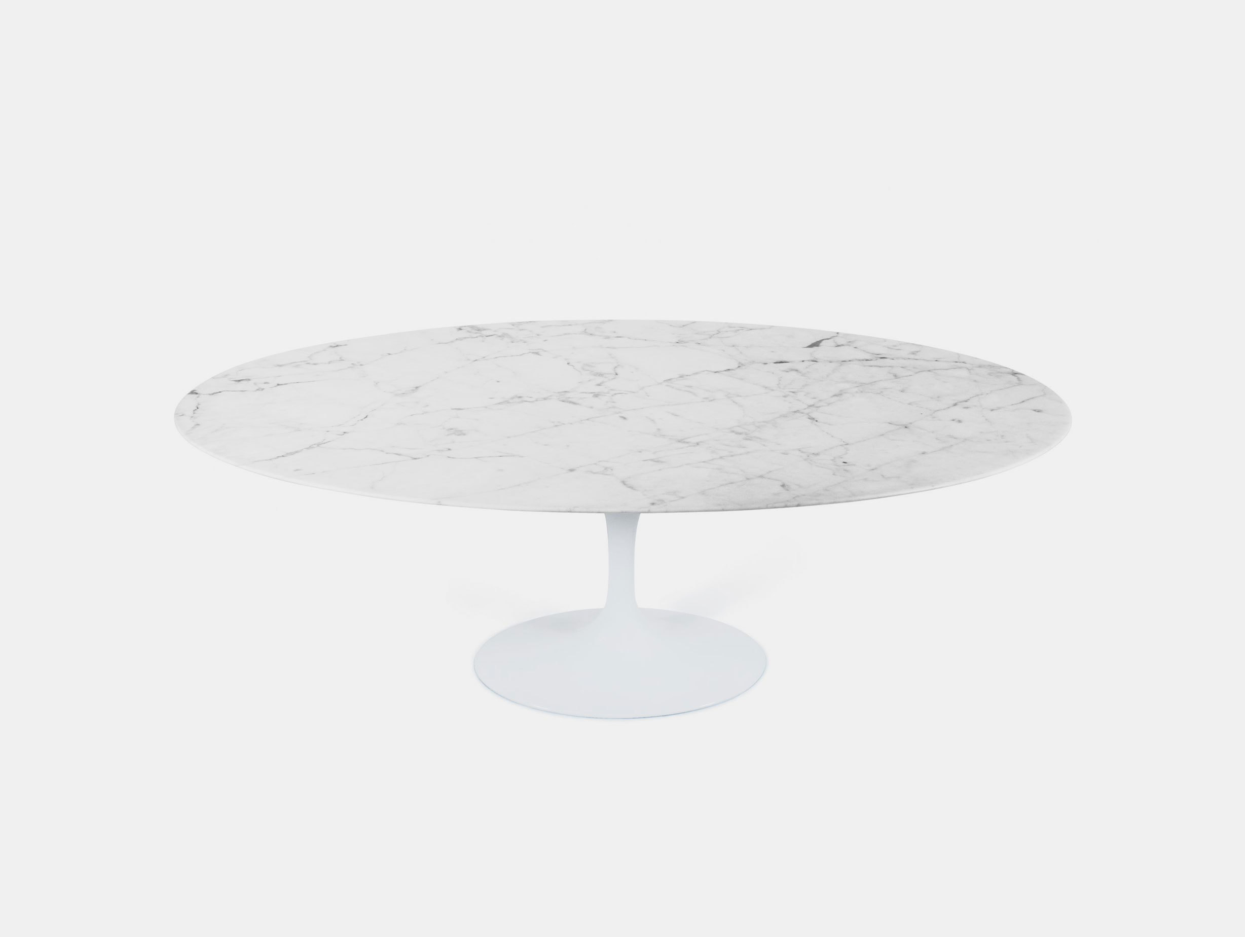 Saarinen Oval Dining Table image 1