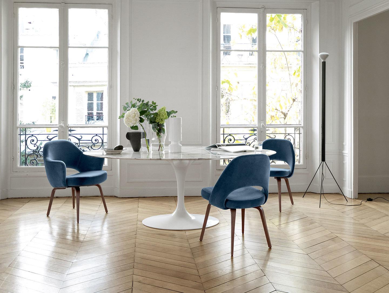Knoll Saarinen Table In Situ1