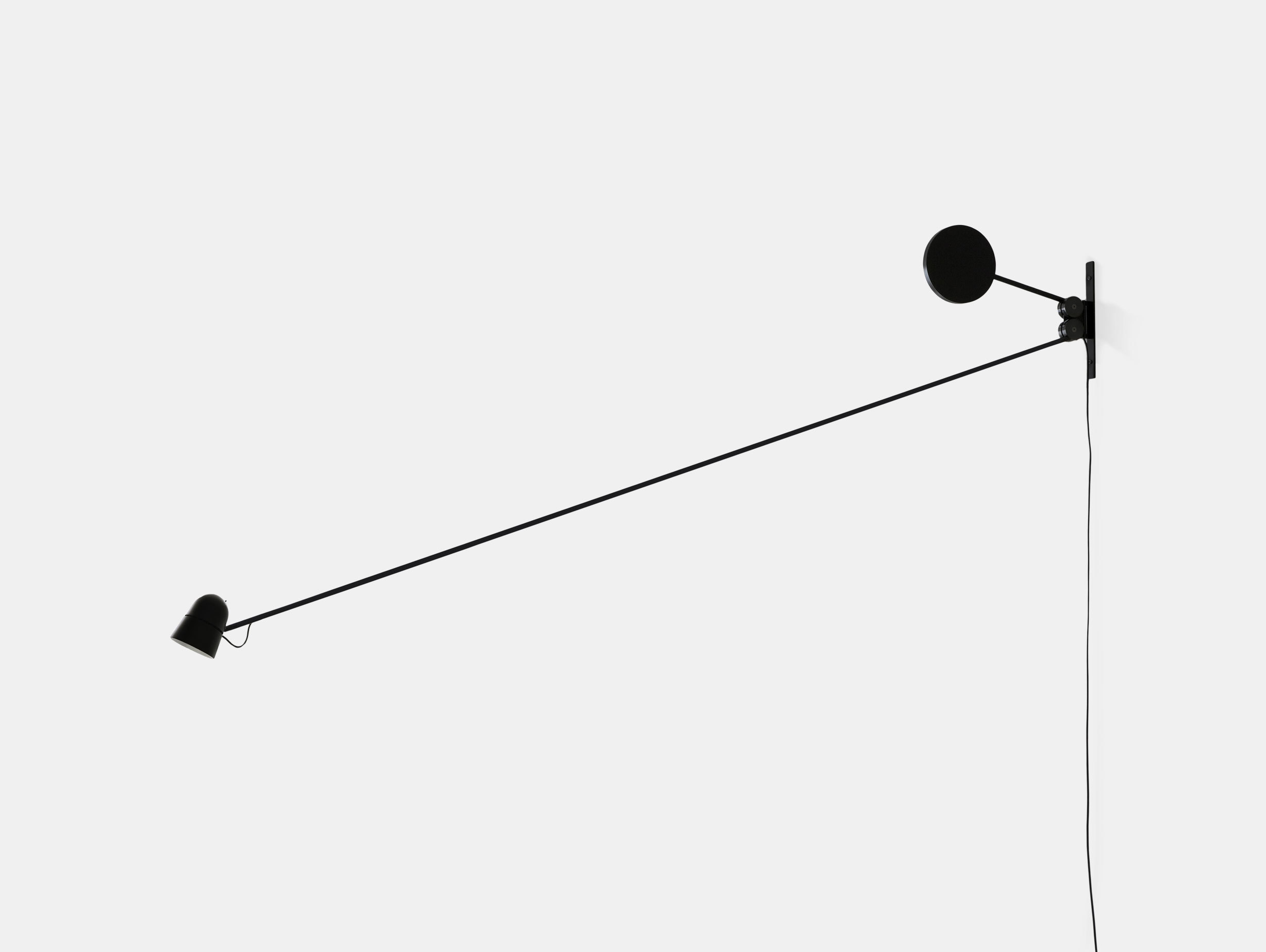 Counterbalance Wall Lamp image 1