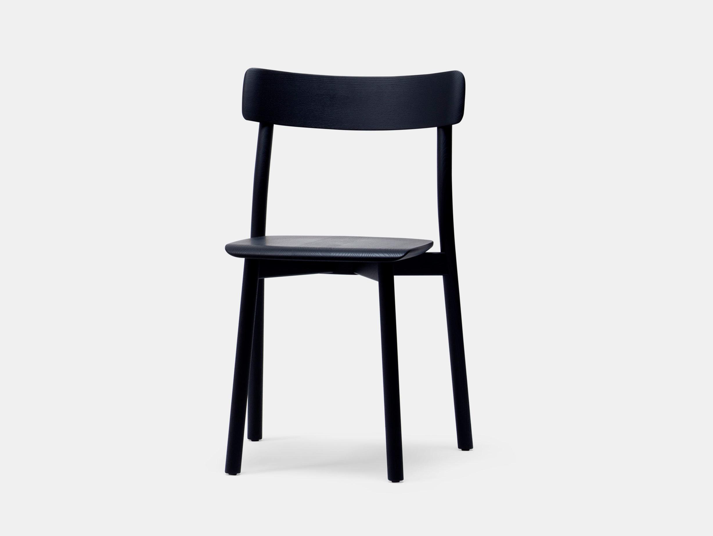 Mattiazzi Chiaro Chair Black Leon Ransmeier