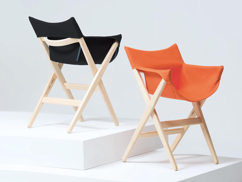 Mattiazzi Fionda Side Chairs 3 Jasper Morrison