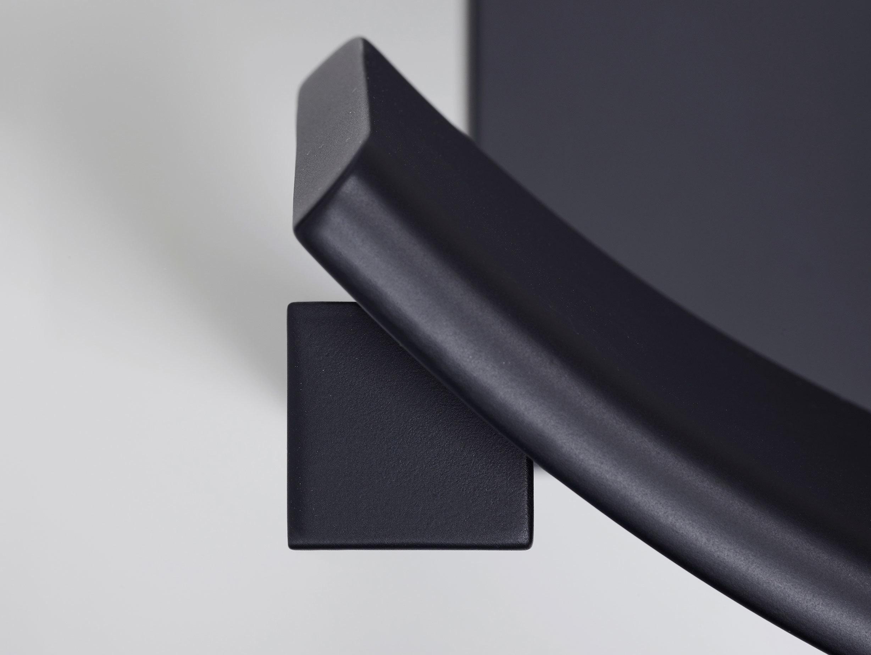 Mattiazzi Primo Chair Black Arm Detail Konstantin Grcic