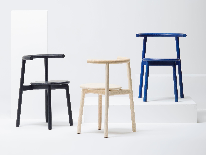 Mattiazzi Solo Chair Group 1 Studio Nitzan Cohen