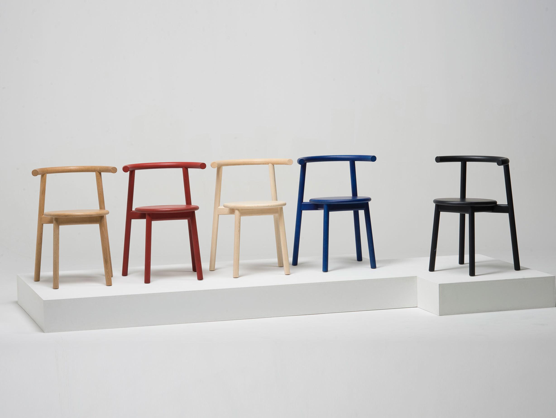 Mattiazzi Solo Chair Group 2 Studio Nitzan Cohen