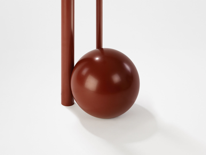 Michael Anastassiades Floor Composition Lamp Base Detail