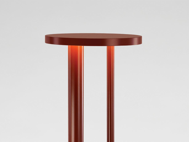 Michael Anastassiades Floor Composition Lamp Head Detail