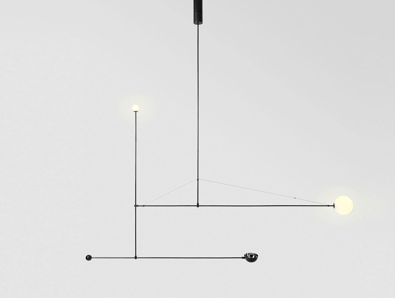 Michael Anastassiades Mobile Chandelier 1 B