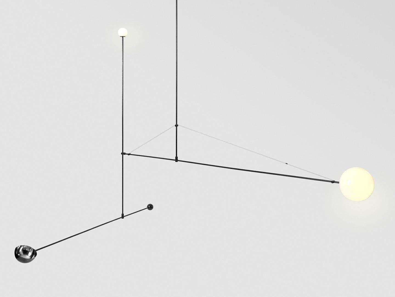 Michael Anastassiades Mobile Chandelier 1 Detail