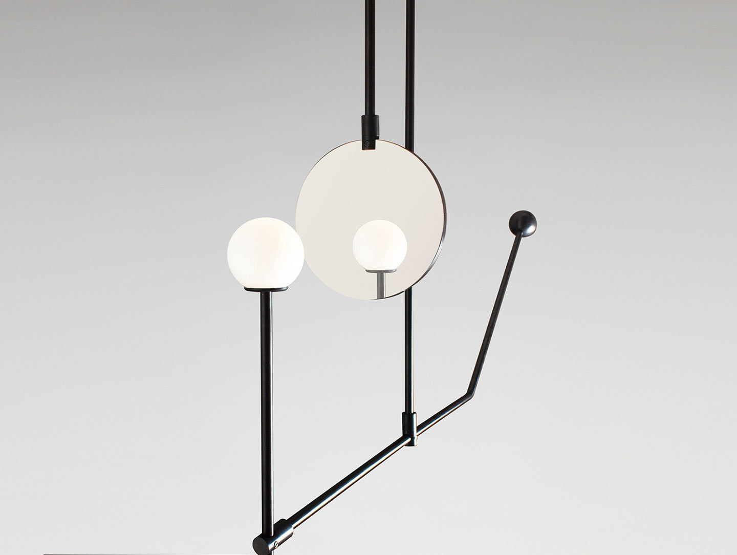 Michael Anastassiades Mobile Chandelier 6 Detail